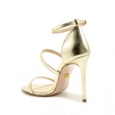 Sandale Mineli Dea Gold - Silver, 38 MineliRomania