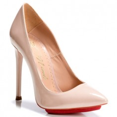 Pantofi de dama Mineli Stiletto Damour Nude - 37 MineliRomania