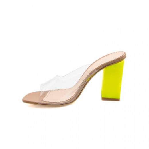 Electric by Invisible Joy Neon Yellow - 38