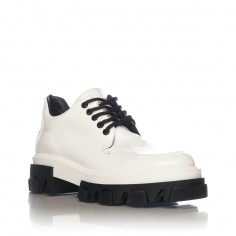Pantofi Casual Mineli Venti White - 38 MineliRomania