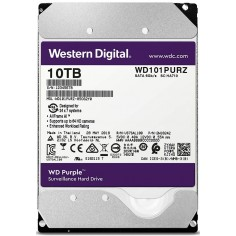 Hard disk 10TB WD Purple special WD