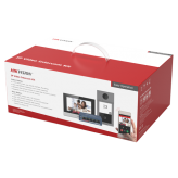 Kit wifi videointerfon compus din monitor 7 HIKVISION DS-KIS604-S