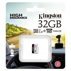 Card MicroSD 32GB, seria Endurance - Kingston SDCE-32GB Kingston