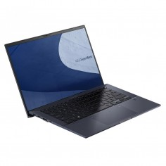 Laptop Business Ultraportabil ExpertBook ASUS B9450FA-BM0968, 14.0-inch, Intel(R) Core(T) i7-10510U 16GB RAM 512GB SSD Star Black, Without.OS ASUS