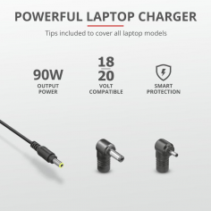 Incarcator Laptop Trust Maxo 90W Laptop Charger for Acer TRUST