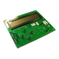 Afisaj LCD cu starea centralei J424 si repetor J400/REP FireClass