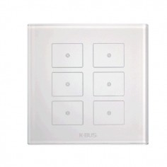 Buton inteligent cu touch - 6 butoane CHTB-06/01.1 Gvs