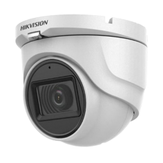 Camera 5MP, lentila 2.8mm, IR 30m, AUDIO integrat - HIKVISION DS-2CE76H0T-ITMFS-2.8mm Hikvision