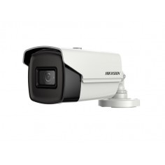 Camera supraveghere video ANHD bullet de exterior, 8MP, IR 30m, lentila fixa 2.8mm Hikvision