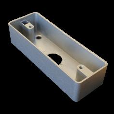 Carcasa din aluminiu pentru montarea aplicata a butoanelor de acces KY si FMB MBB-C-CH-AL Yli