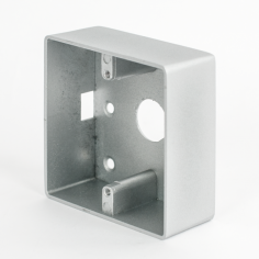 Carcasa pentru montarea aplicata a butoanelor KY, FMB MBB-B-SS-H Yli
