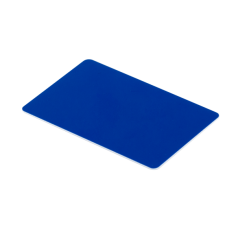 Carduri de proximitate cu cip EM4100 (125KHz) albastre, fara cod printat IDT-1001EM-C-bl Yli