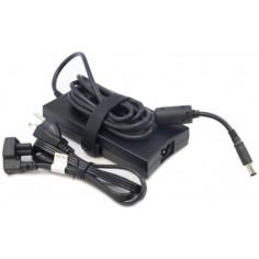 Dell 130W AC Adapter (3-pin) with European Power Cord (Kit) DELL