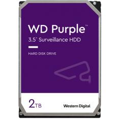 Hard disk 2TB - Western Digital PURPLE WD20PURX Western Digital