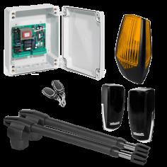 Kit automatizare poarta batanta 2x3m -MOTORLINE LINCE400-KIT MotorLine