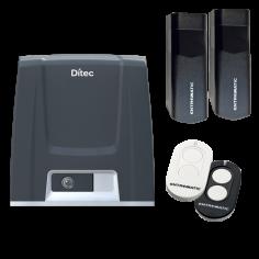 Kit automatizare poarta culisanta 600KG - DITEC DITION6LS Ditec