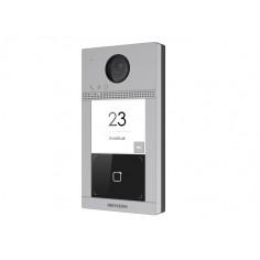 Post de exterior, camera 2MP, WiFi Proxi, 1 buton de apelare Hikvision