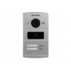 POST DE EXTERIOR CU 2 BUTOANE SI CAMERA 1.3MP Hikvision