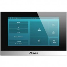"Video interfon IP SIP, monitor de 7"" Akuvox"
