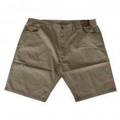 Pantalon scurt bej din doc, Marime 68 Nespecificat