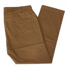 Pantalon subtire maro, Marime 58 Nespecificat
