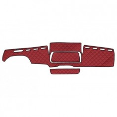 Husa bord camion MAN TGX 09.07- F-Core FD08 RED F-CORE