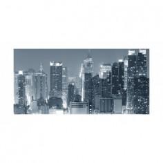 Panou bucatarie, protectie plita, aragaz, antistropire, print UV model Oras Monocromatic 2 120x60 cm Decoglass
