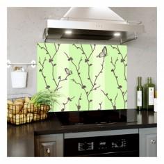 Panou bucatarie, protectie plita, aragaz, antistropire, print UV model Vita de Vie 120x60 cm Decoglass