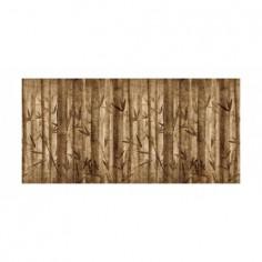 Panou bucatarie, protectie plita, aragaz, antistropire, print UV model Textura Copaci 120x60 cm Decoglass