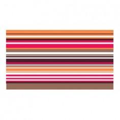 Panou bucatarie, protectie plita, aragaz, antistropire, print UV model Abstract Dungi Multicolor 2 60x60 cm Decoglass