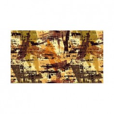 Panou bucatarie, protectie plita, aragaz, antistropire, print UV model Abstract Pictura Culori Inchis&Deschise 120x60 cm Decoglass