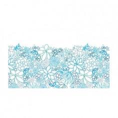 Panou bucatarie, protectie plita, aragaz, antistropire, print UV model Abstract 40 125x50 cm Decoglass