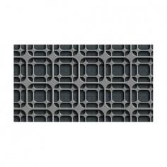 Panou bucatarie, protectie plita, aragaz, antistropire, print UV model Abstract 48 125x50 cm Decoglass