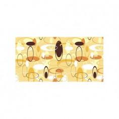 Panou bucatarie, protectie plita, aragaz, antistropire, print UV model Abstract 59 120x60 cm Decoglass