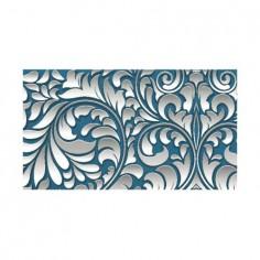 Panou bucatarie, protectie plita, aragaz, antistropire, print UV model Abstract 22 100x50 cm Decoglass