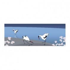 Panou bucatarie, protectie plita, aragaz, antistropire, print UV model Cocor Japonez 60x60 cm Decoglass