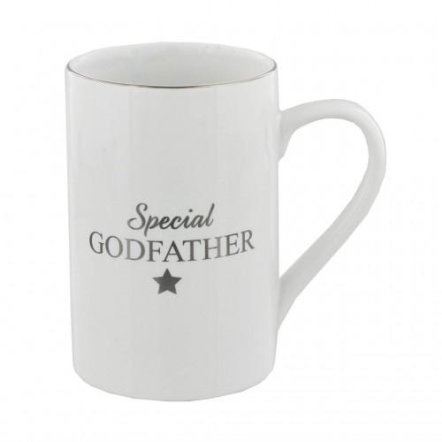 Cana din ceramica Special Godfather Celebrations