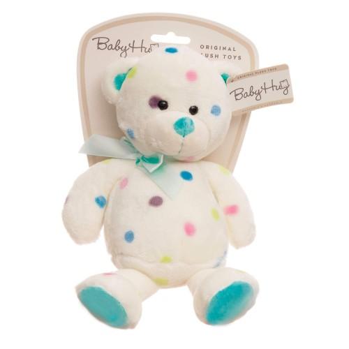 Baby Hug - Ursulet din plus pentru baietel - egato.ro