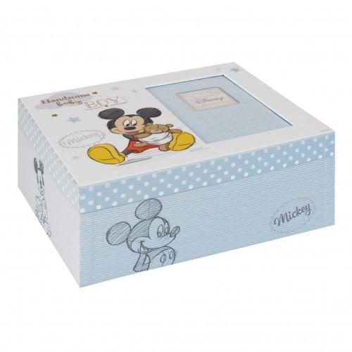 Disney Baby - Cutie amintiri cu poza Mickey Mouse - egato.ro