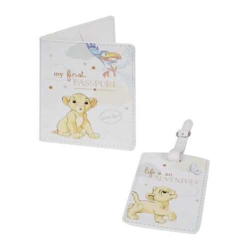 Disney Magical Beginnings - Set Simba pentru prima calatorie a bebelusului - egato.ro