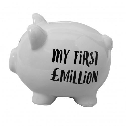 Pusculita din ceramica My First Milion - egato.ro
