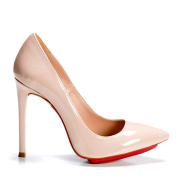 Pantofi de dama Mineli Stiletto Damour Nude - 39 - egato.ro