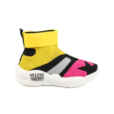 Pantofi Sport Mineli OFF Colours Yellow - 39 - egato.ro