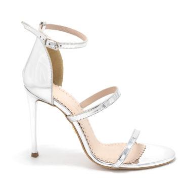 Sandale Mineli Dea Gold - Silver, 36 - egato.ro