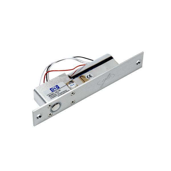 Bolt electric de inalta siguranta cu actiune magnetica, temporizare, senzor si monitorizare YB-100+