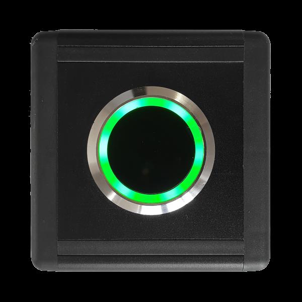 Buton de iesire cu infrarosu, temporizare, LED de stare, distanta de actionare ajustabila, aplicabil SI-98