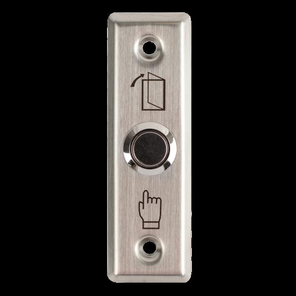 Buton de iesire, incastrabil, cu actionare prin apasare, NO/NC PBK-A-16SL-2