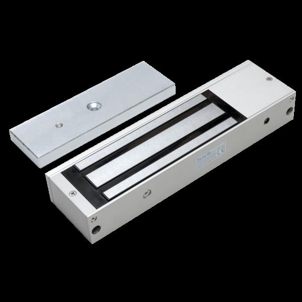 Electromagnet aplicabil de 500 kg forta cu led si monitorizare SM-500LEDA