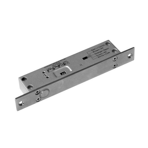 Mini bolt electric cu actiune magnetica, monitorizare, temporizare YB-500A(LED)24V
