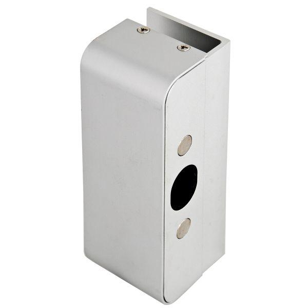 Suport din duraluminiu pentru montarea contraplacii bolturilor electrice BBK-601